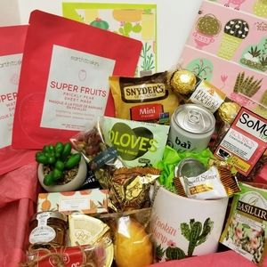 Sweet Succulent Tea Gift Box